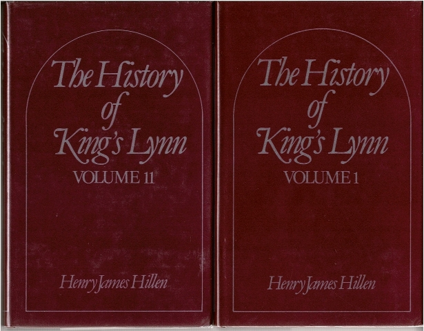 Image for The History of King's Lynn. Volume I. [and] Volume II.