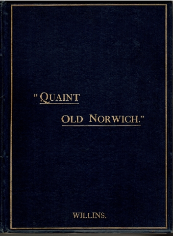 Image for Quaint Old Norwich