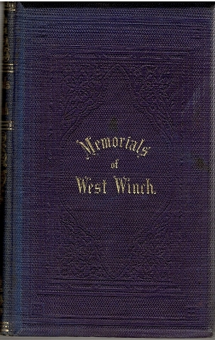 Image for Memorials, Archaeological and Ecclesiastical, of the West Winch Manors, from the Earliest Ages to the Present Period, [...]