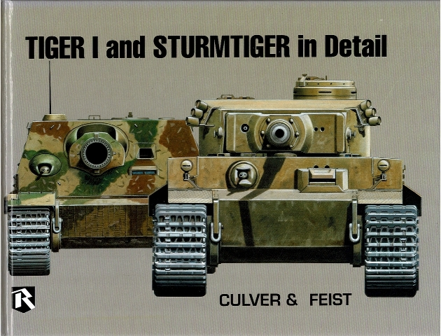 Image for Tiger I and Sturmtiger in Detail