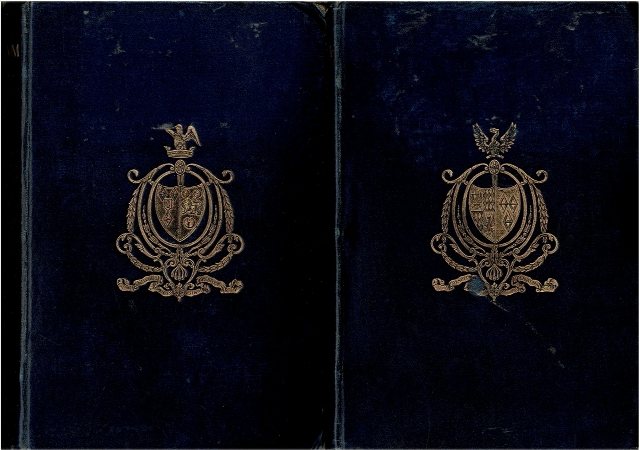 Image for The Jerningham Letters (1780-1843): Being Excerpts from the Correspondence and Diaries of the Honourable Lady Jerningham and of her Daughter Lady Bedingfield Vol. I. [and] Vol. II. [Two Volumes]