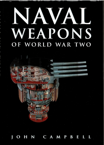 Image for Naval Weapons of World War Two