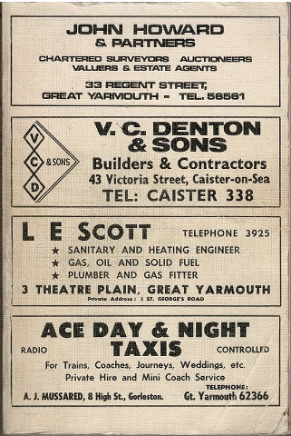 Image for Kelly's Directory of Great Yarmouth  Gorleston and Southtown 1971