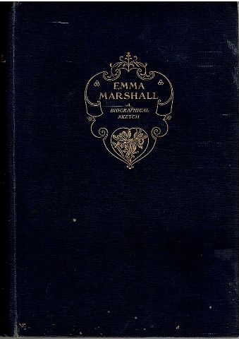 Image for Emma Marshall: A Biographical Sketch