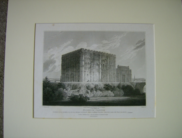 Image for Norwich Castle South West View