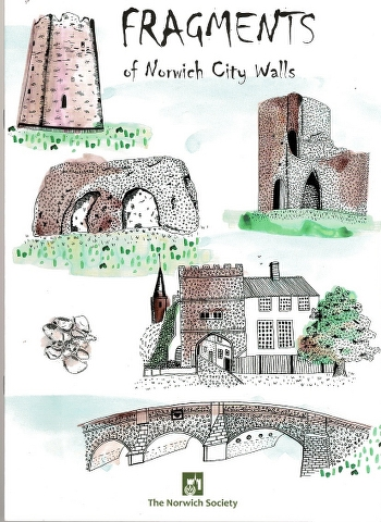 Image for Fragments of Norwich City Walls