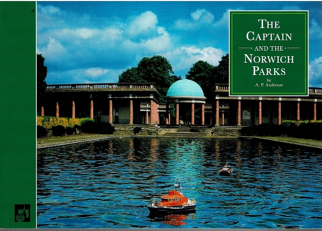 Image for The Captain and the Norwich Parks