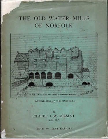 Image for The Old Water Mills of Norfolk