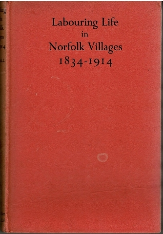 Image for Labouring Life in Norfolk Villages 1834-1914