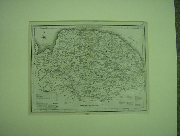 Image for Map of Norfolk