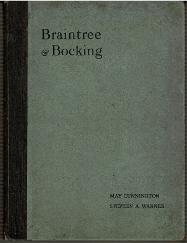 Image for Braintree & Bocking: A Pictorial Account of Two Essex Townships
