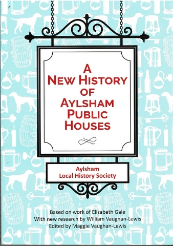 Image for A New History of Aylsham Public Houses