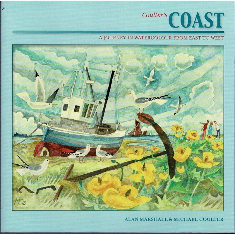 Image for Coulter's Coast: A Journey in Watercolour from East to West