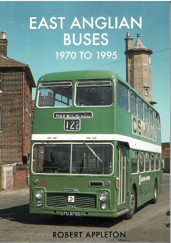 Image for East Anglian Buses 1970 to 1995