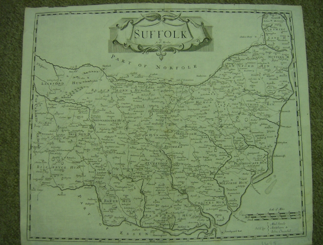 Image for Suffolk Map