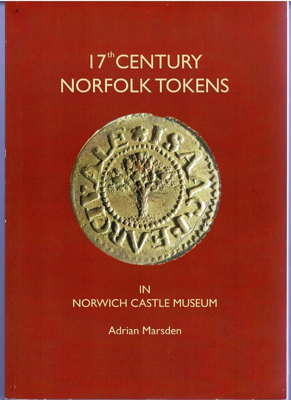 Image for 17th Century Norfolk Tokens