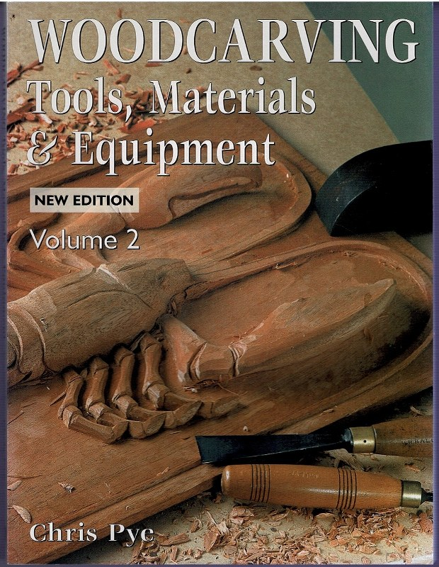 Image for Woodcraving Tools, Material & Equipment Volume 2