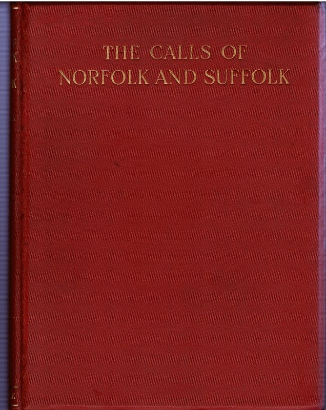 Image for The Calls of Norfolk and Suffolk: Their Paston connections and descendants