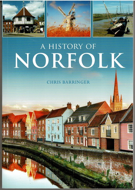 Image for A History of Norfolk