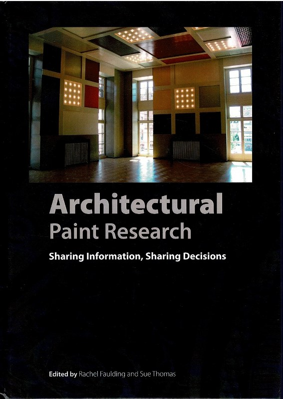 Image for Architectural Paint Research: Sharing Information, Sharing Decisions