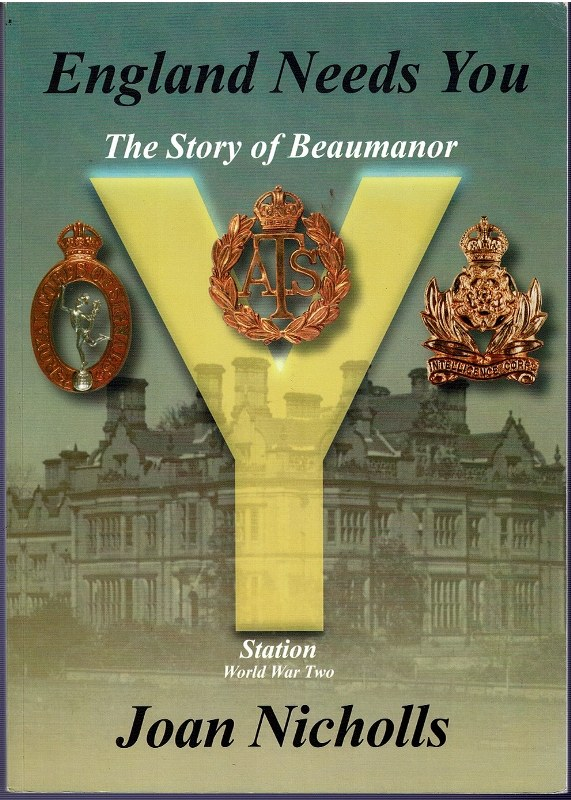 Image for England Needs You: The Story of Beaumanor Y Station World War Two
