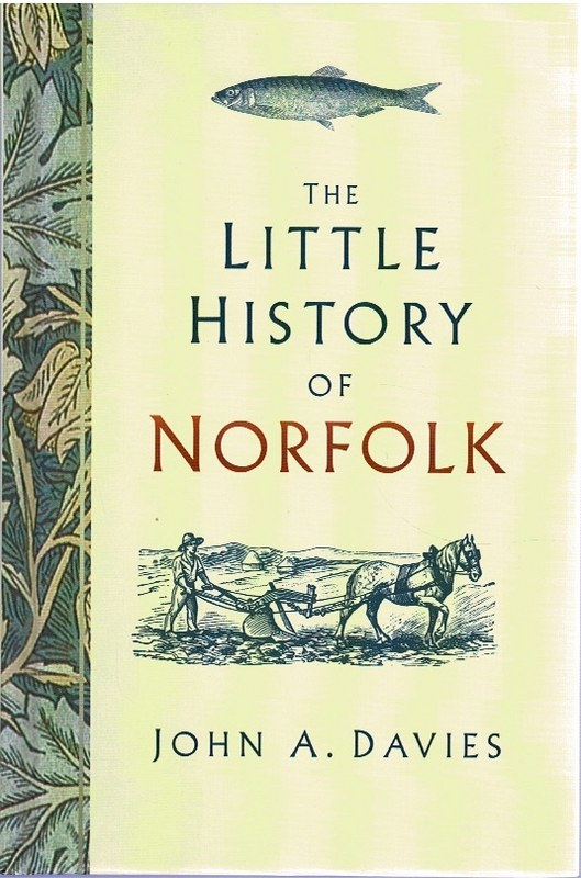Image for The Little History of Norfolk