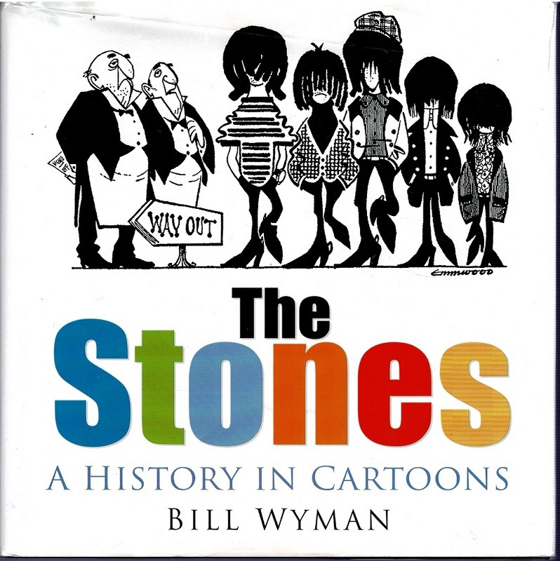 Image for The Stones: A History in Cartoons