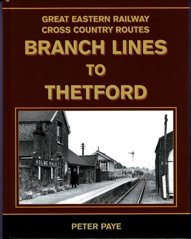 Image for Branch Lines to Thetford