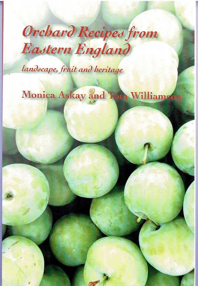 Image for Orchard Recipes from Eastern England