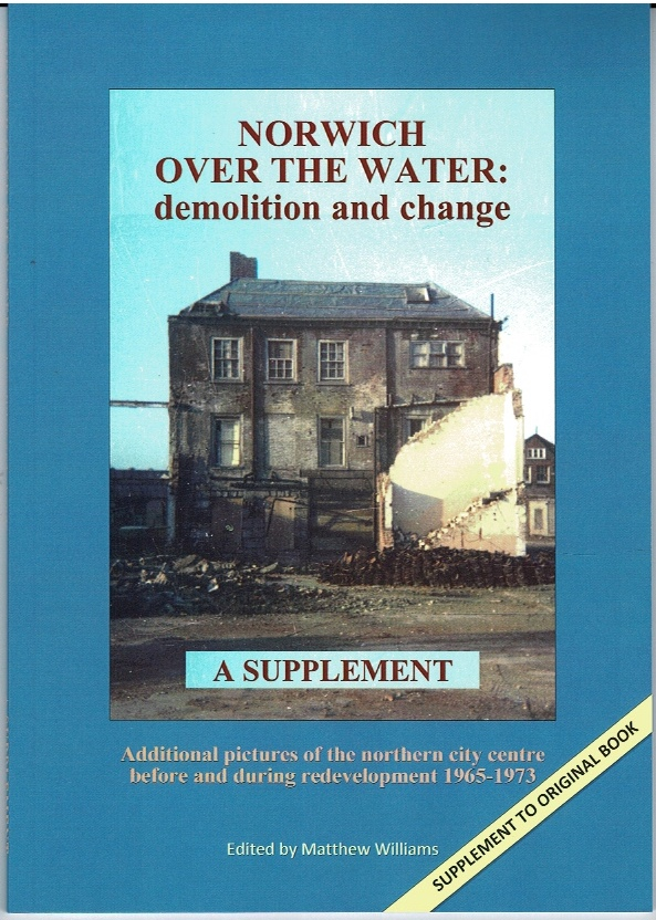 Image for Norwich Over the Water: demolition and change: A Supplement