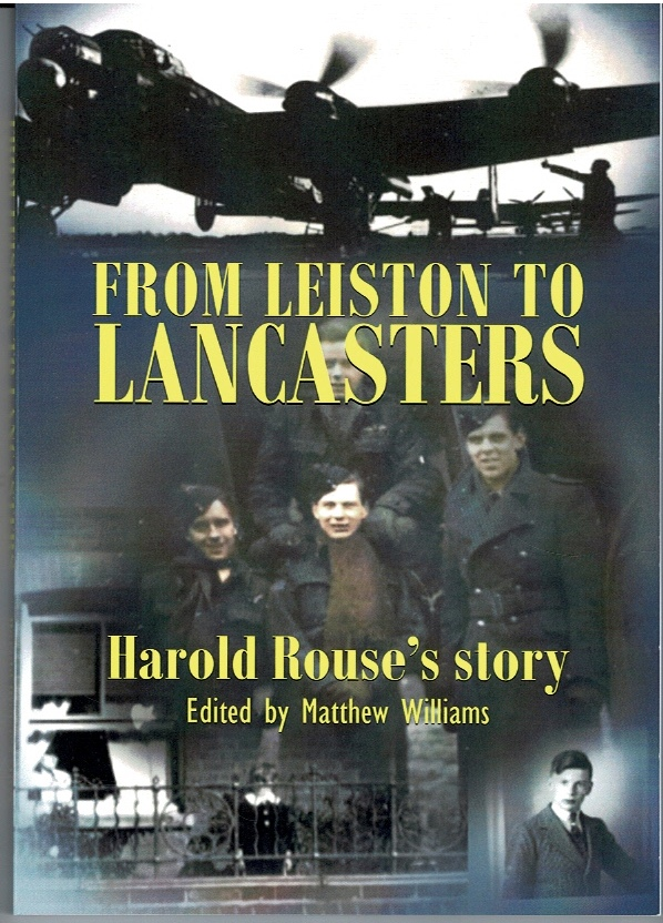 Image for From Leiston to Lancasters: Harold Rouse's Story