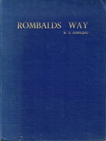 Image for Rombalds Way A Prehistory of Mid-Wharefdale