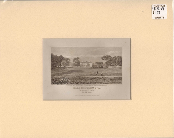 Image for Narborough Hall